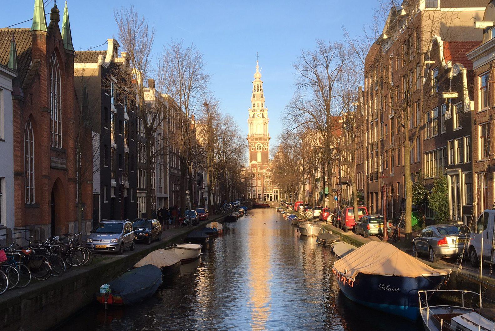 オランダの気候と変わりやすい天気