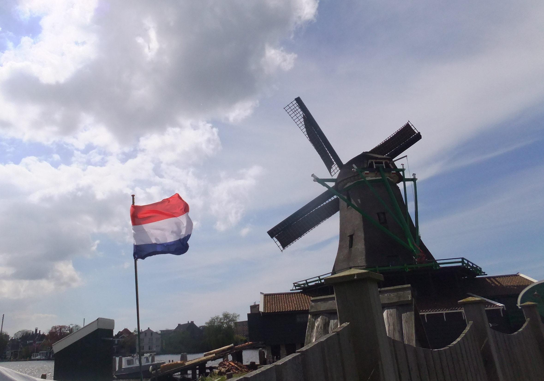 オランダ風車の日・National Mill Day