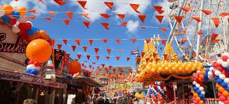 一度は参加したい!オランダ最大のお祭「Kings Day・キングスデー」