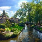 思わずうっとり!オランダの可愛い小さな村Giethoorn(ヒートホールン)へ
