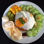 我が家の絶品インドネシア料理