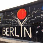オランダからベルリンへ小旅行②「ベルリンの壁・イーストサイドギャラリー」