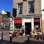 オススメカフェ「De Bakkerswinkel」in ユトレヒト