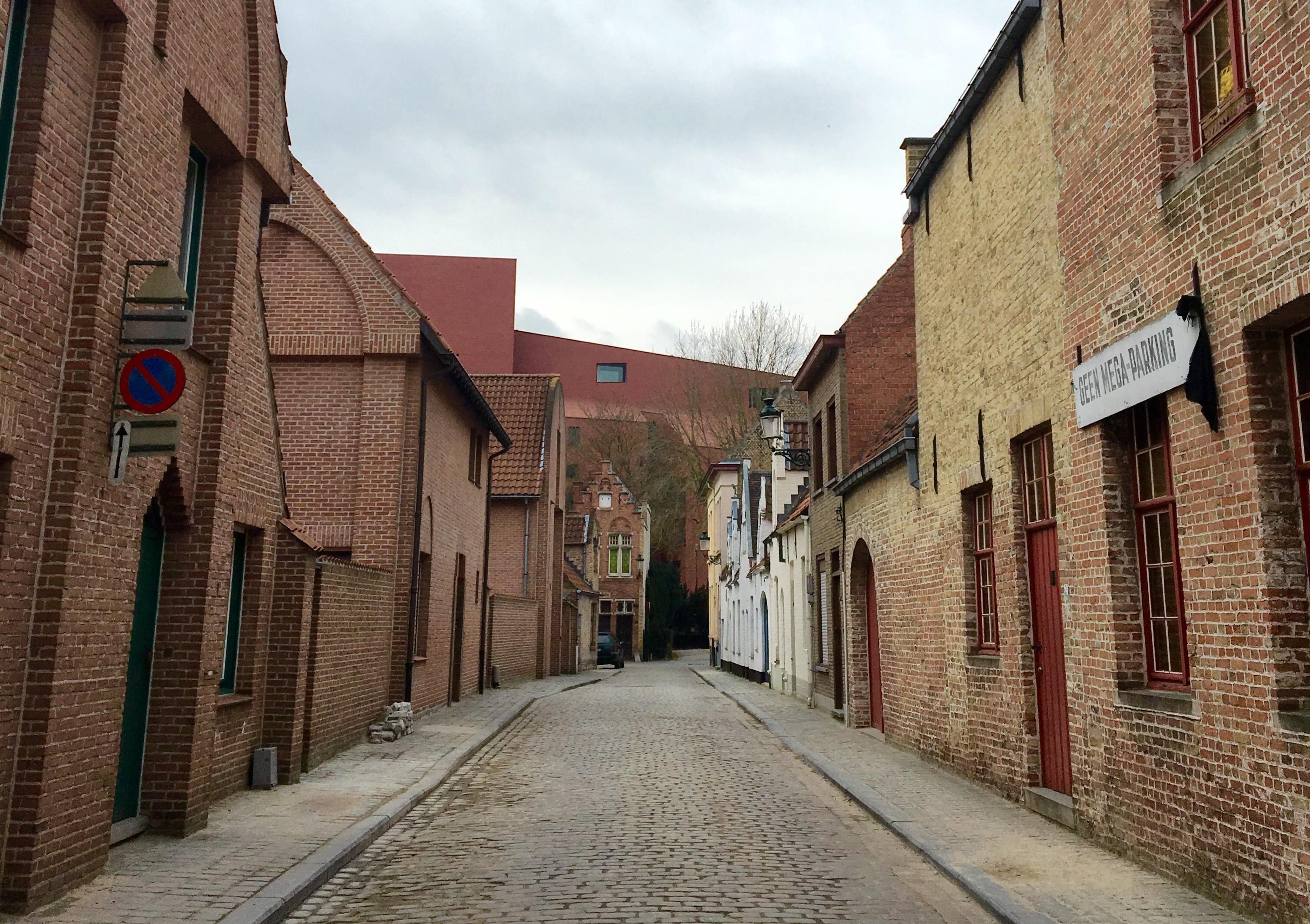 オランダからブルージュへ小旅行①(街歩き&ベルギーフリット)