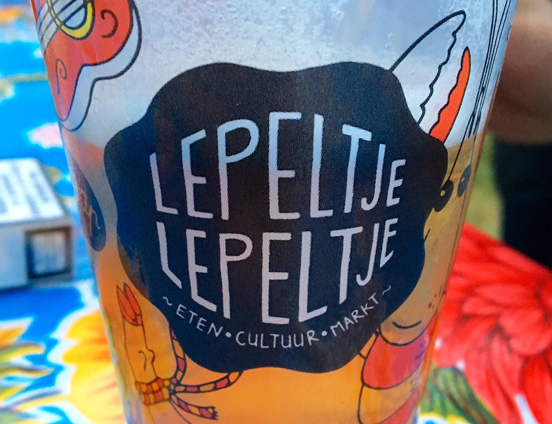 オランダ・フードフェスティバル「Lepeltje Lepeltje」