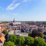 Amersfoort(アメルスフォールト)のシンボル塔「De Onze Lieve Vrouwetoren」
