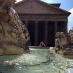 ローマで休日④「Day3 真実の口&パンテオン」
