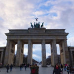 オランダからベルリンへ小旅行①「ブランデンブルク門・ホロコースト記念碑」