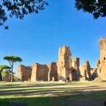 ローマで休日③「Day2 カラカラ浴場でリラックス」