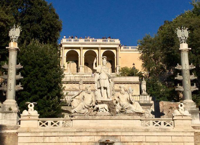 ポポロ広場