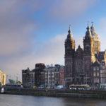 歴史あるアムステルダムの教会巡り