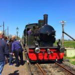 オランダの蒸気機関車の旅(ホールン↔︎メーデムブリク)