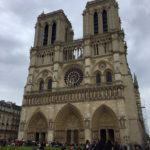 オランダからパリへ小旅行③「ノートルダム大聖堂」