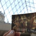 オランダからパリへ小旅行②「ルーブル美術館」